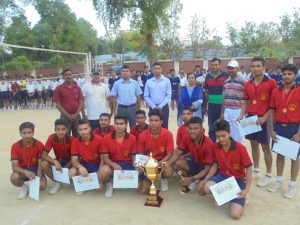 Inter House Volley ball Tournament on 04.05.2017-2